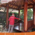 Jasa Pembasmi Rayap di Solo Jawa Tengah