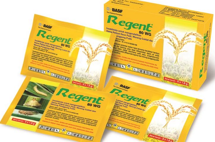 Gambar Racun semut Regent berbentuk bubuk