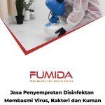 Jasa Semprot Disinfektan di Medan