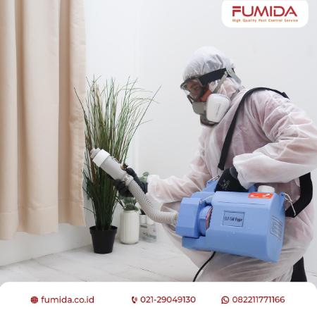 Cara menggunakan desinfektan yang benar dan aman
