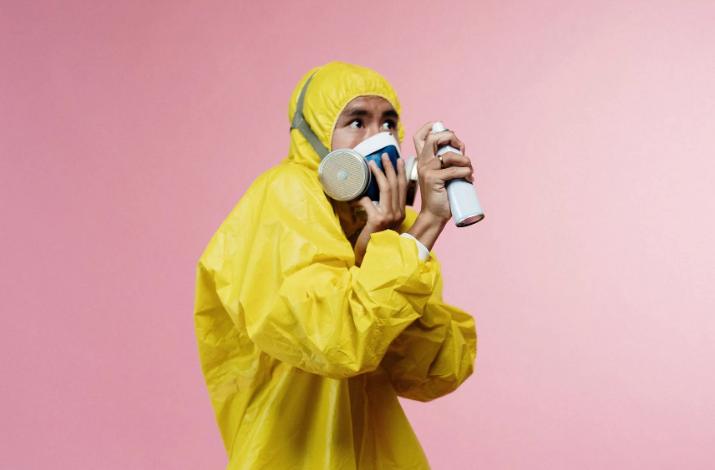 Gambar 3 - Apakah disinfektan berbahaya