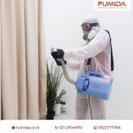 Cara Penyemprotan Desinfektan yang Sesuai Dosis