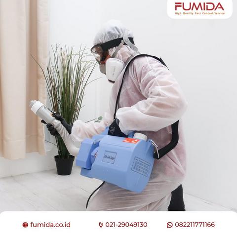 Tips memilih desinfektan dan solusi pembasmian virus dengan cepat