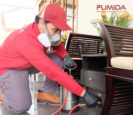 Gambar 3 - Cara mencegah dan membasmi semut masuk dalam rumah